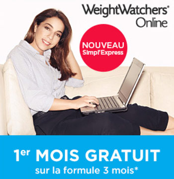 remise weight watchers